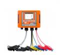 Pomiar, analiza i rejestracja parametrów sieci energetycznych 50/60 Hz oraz jakość energii elektrycznej PQM-702