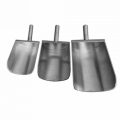 Szufelka piekarska aluminiowa na 0,5 kg , 1,0 kg, 2,0 kg, 3,0 kg, 5,0 kg.