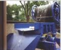 Wibracyjne podajniki trapezowe typu WPT  przeznaczone do dozowania materiału o granulacji do 250 mm