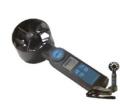 Anemometr µAS 4 przeznaczony do pomiarów wartości chwilowej lub średniej prędkości przepływu powietrza