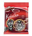 Karmelki nadziewane z dodatkiem alkoholu, produkowane według tradycyjnej receptury o charakterystycznej kolorystyce i wyjątkowym mleczno-kakaowym smaku