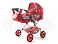 Wielofunkcyjny wózek dla lalek