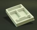 Wytłoczki, wkładki do pudełek kartonowych lub wytłoczki z folii