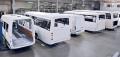 Zabudowa pojazdów według indywidualnych zamówień klienta na podwoziach samochodów dostawczych oraz ram samochodów ciężarowych.