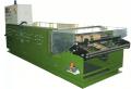 Automatyczne urządzenie do profilowania blach dachowych zatrzaskowych z możliwością instalacji na przyczepie samochodowej.