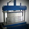 Linia automatyczna do produkcji blaszanych kaset ściennych.