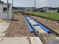 Statyczna Waga Kolejowa TRAPPER SRS (bezfundamentowa)