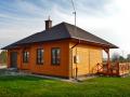 Domy mieszkalne z drewna, domki całoroczne drewniane