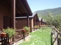 Domki drewniane, bungalowy letniskowe
