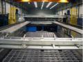 Linia do produkcji ciężkich siatek i materiałów zbrojeniowych