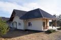 Domy budowane  według innowacyjnej i niezawodnej technologii prefabrykowanego ciężkiego szkieletu niemieckiego