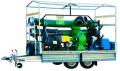 Pompy helikoidalne napędzane nowoczesnymi silnikami spalinowymi wysokoprężnymi