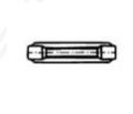 DIN 1480 PN 82269 nakrętki napinające otwarte (rzymskie)