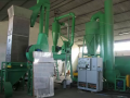 Complete lines for granulation biomass