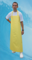 Fartuch roboczy Dydona 0913S żółty, niebieski, biały