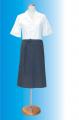 Elegancka zapaska kelnerska - Odzież gastronomiczna Dydona