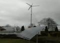 Instalacje sloneczne i wiatrowe
