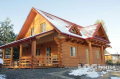 Domy z bali według projektu indywidualnego