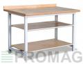Stół warsztatowy SS01L/2PL90z serii Classic Line