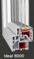 Okna energooszczędne z PVC na profilu sześciokomorowym