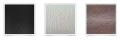 Materiał powlekany polecany przy produkcji mebli tapicerowanych (sofy, narożniki, fotele, krzesła), o delikatnej fakturze i półmatowym wykończeniu. Dostępny jest na płaskiej dzianinie poliestrowej w wersji standardowej lub trudnopalnej.