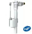 """Zawór boczny ZN3 3/8"""" MOSIĄDZ  Nowoczesny zawór napełniający. Posiada certyfikat NF. Spełnia najwyższe wymagania stawiane tego typu wyrobom.    Numer katalogowy:  ZN3/119"""