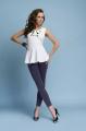 Długie, nieprześwitujące legginsy w 17 kolorach do wyboru