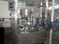 Linia rozlewnicza o wydajności do 5000 butelek na godzinę przeznaczona do rozlewu napojów i innych płynów niegazowanych