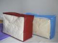 Walizki/torby szyte z wigofilu (PP) oraz/lub PCV kolor do uzgodnienia