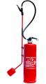 Gaśnice proszkowe do gaszenia płonących metali z czynnikiem Pulvex D7000