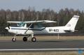 CESSNA C152 SP-NZD uniwersalny lekki samolot do lotów pasażerskich i treningowych