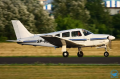 Uniwersalny dolnopłat szkoleniowo - pasażerski, świetny wybór na powietrzne taxi PIPER ARROW PA28R 201 SP-NZP