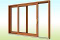Nowoczesne i energooszczędne drzwi balkonowe podnoszono-przesuwne THERMO HS ALU