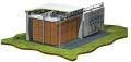 Suszarnie typu SK są suszarniami komorowymi wolnostojącymi o konstrukcji modułowej umożliwiającej budowę komór w układzie szeregowym.
