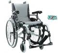 Wózki dla niepełnosprawnych ręczne Karma