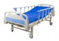 Łóżka szpitalne uniwersalne Egerton Solid-2 w dwóch wersjach regulacji leża