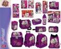 Produkty szkolne z licencji EVER AFTER HIGH- tornistry, plecaki, worki, torby, piórniki, śniadaniówki, bidony, teczki, bloki, kredki, zeszyty, notatniki, wycinanki, itp.