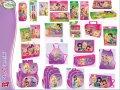 Produkty szkolne z licencji WRÓŻKI- tornistry, plecaki, worki, torby, piórniki, śniadaniówki, bidony, zestawy śniadaniowe, teczki, bloki, kredki, zeszyty, notatniki, wycinanki, ołówki, itp.
