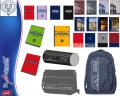 Produkty szkolne z kolekcji OXFORD - plecaki, piórniki, zeszyty, teczki, bruliony, itp.
