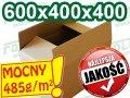 Karton klapowy 600x400x400