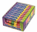 Szeroka oferta cukierków i słodyczy