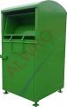 Kontenery i pojemniki  do recyclingu  model niemiecki wersja