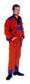 Ubrania robocze dwuczęściowe, kombinezony, spodnie, fartuchy, kamizelki o róznych fasonach i przeznaczeniu