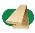 Deska podłogowa z litego drewna