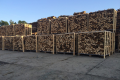 Drewno opałowe liściaste 33 , 25, 50 , cm na paletach.