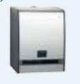 Dozownik Tork do ręczników w roli z bezdotykowym systemem dozowania aluminiowy