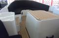 Elementy wyposażenia łodzi wykonywane z laminatu.