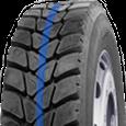 Opona 315/80/R22,5 DY3 Napęd - Opona ciężarowa / Ciągnik siodłowy / Bieżnikowane / Retreaded Tire