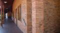 Old Corner de carreaux de briques