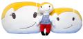 Zestaw Szymonek - lalka i poduszka